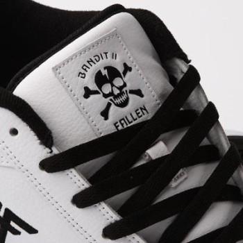 92ac3644 Обувь Fallen Bandit White/Black II 2009 г инфо 6756z.